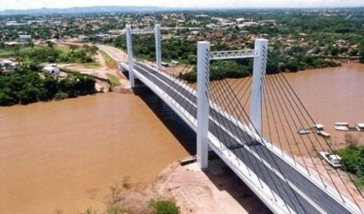"""El segundo puente con el Brasil, """"se derrumbó"""" Segundo puente con Brasil no se construirá por falta #paraguay  ..."""