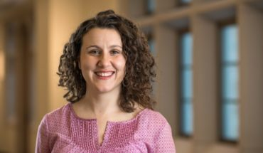 Elise Ditta, research associate with the Peace Accords Matrix Barometer program, will testify in Washington D.C. at a Ju...