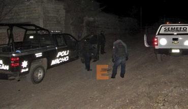 Encuentran el cadáver de un hombre en Tangancícuaro, Michoacán