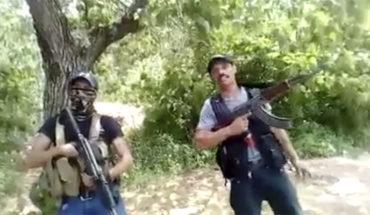 """Envían mensaje a través de video a """"El Gordo""""; aseguran ser """"gente del pueblo"""""""