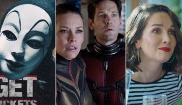 """Estrenos de la semana: """"Ant-Man y la avispa"""", """"La primera purga: la noche de las bestias"""", """"Re loca"""" y más"""