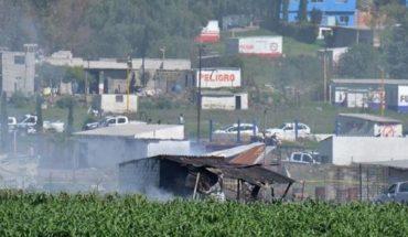 Explosión en México: Al menos 19 muertos y 40 heridos