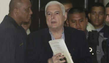 Expresidente Martinelli sigue en hospital y detienen juicio
