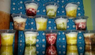 Exquisito Yogurt Artesanal Combinado Con Fresca Fruta Tropical, elaboram ···»  >  #Panamá...