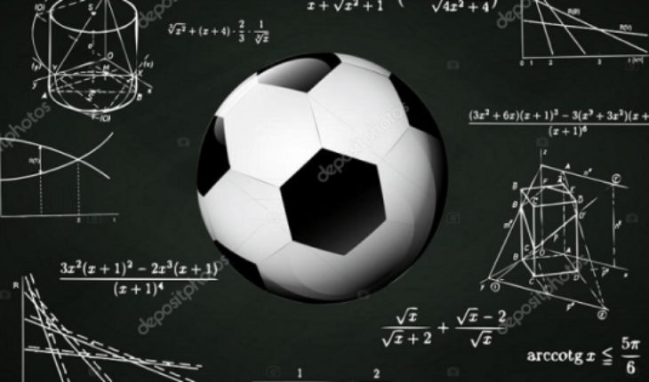 Image result for futbol y matematicas