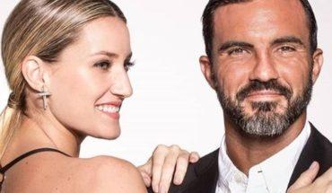 """Fabián Cubero enamora a Mica Viciconte: """"Arranca el relax y un finde romántico"""""""