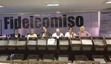 Fideicomiso para damnificados niega acusaciones del INE