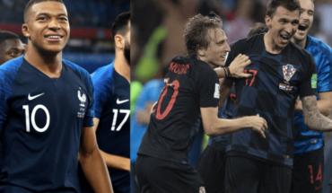 Final en vivo: Francia vs Croacia   Copa del Mundo Rusia 2018