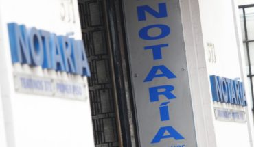 "Fiscalía Nacional Económica ratifica que reforma a notarios debe ser ""profunda"""
