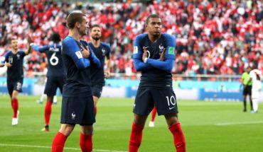 Francia lidera en las casas de apuestas para ganar el Mundial