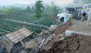 Fuerte sismo de magnitud 6,4 en Indonesia deja al menos 14 muertos