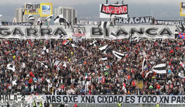Garra Blanca negó que camiseta para rifa haya sido donada por Claudio Baeza