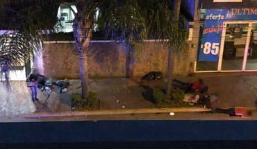 Gatilleros disparan contra asistentes de un velorio en Uruapan, Michoacán. Hay seis muertos y diez heridos