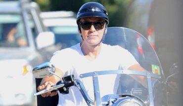 George Clooney está internado en Cerdeña por un accidente en su moto