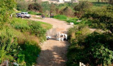 Hallan a hombre descuartizado cerca de Arko San Pedro en la carretera Morelia-Pátzcuaro
