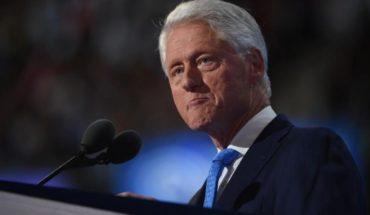 """Hay que recordar """"nuestra humanidad común"""": Bill Clinton"""