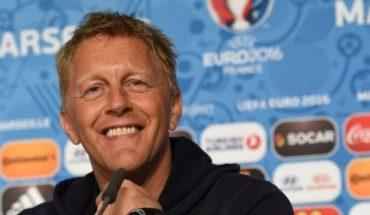 Heimir Hallgrímsson renuncia como técnico de Islandia para ser dentista