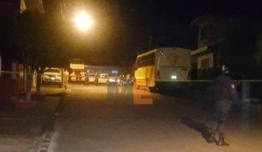 Hombre es asesinado a balazos en la Tenencia Morelos de Morelia