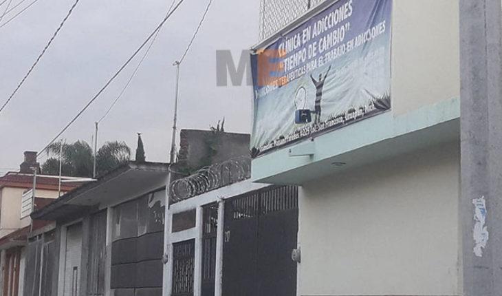 Hombre fallece en centro de rehabilitación en Uruapan, Michoacán