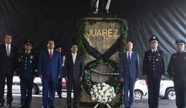 Honestidad y apego a la ley, legado de Juárez: Roberto Carlos López