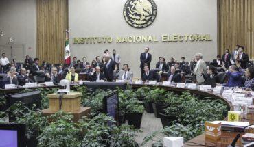 INE multa a Morena por fideicomiso para damnificados