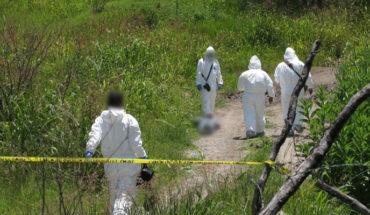 Identifican a joven asesinado encontrado en la tenencia de Atapaneo, Morelia