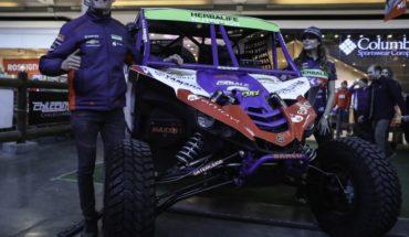 Ignacio Casale deja los quads y correrá el Dakar 2019 con un buggy