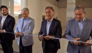 Inauguran galería de arte con obras aseguradas a duartistas
