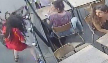 Indignación en Francia por agresión a mujer en la calle