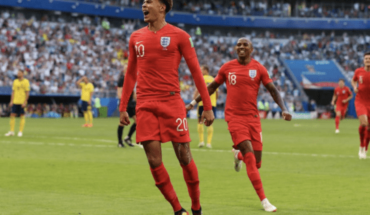 Inglaterra acaba con Suecia y se convierte en semifinalista