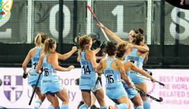 Inteligencia y pelota parada: Las Leonas, en cuartos del Mundial de Hockey