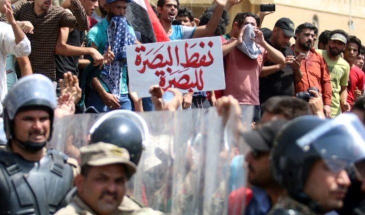 Iraquíes exigen cambios tras segunda semana de protestas
