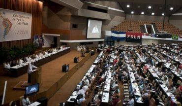 Izquierda Latinoamericana en Cuba hace votos por la unidad