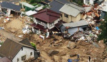 Japón: Al menos 30 muertos y varios heridos tras lluvias e inundaciones