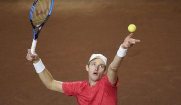 Jarry cayó de entrada y sin apelación en el singles del ATP 250 de Umag