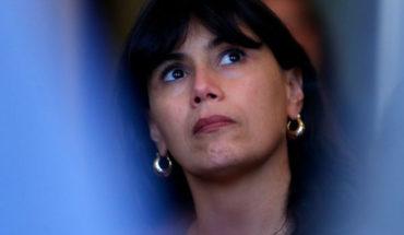 """Javiera Blanco: """"Jamás recibí gastos reservados"""""""