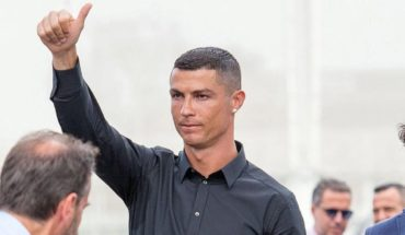"""""""Juventus no es un paso atrás, siempre es adelante"""": Cristiano"""
