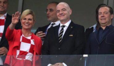 Kolinda Grabar-Kitarovic, la presidenta de Croacia que conquistó el Mundial 2018