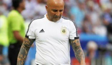 La AFA lo consigue y Sampaoli deja de ser técnico de Argentina