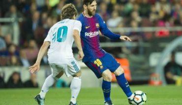 La Liga española anuncia el calendario de partidos para la temporada 2018-19
