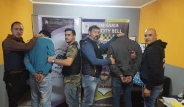 """La Plata: Detienen a dos """"escruchantes"""" intensamente buscados desde abril"""
