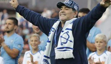 La broma pesada de Diego Maradona que hizo llorar a un arquero argentino