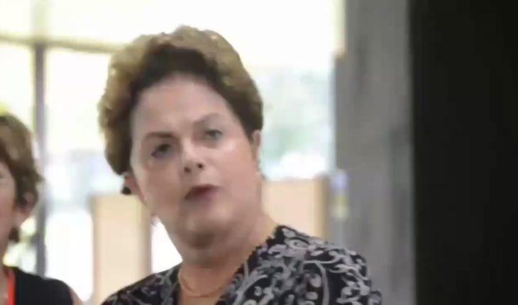 La ex-Pdta. y dirigente del Partido de los Trabajadores de Brasil, @dilmarousseff manifiesta su admiración por #Venezuel...