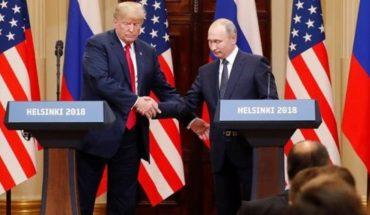 La insólita respuesta del twitter del gobierno ruso a Donald Trump