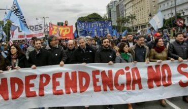 La oposición le escribió una carta a Cristhine Lagarde en vísperas de su visita a Argentina