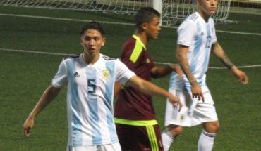 La renovación Argentina: el Sub-20 goleó 4 a 0 a Venezuela en su debut en L'Alcudia