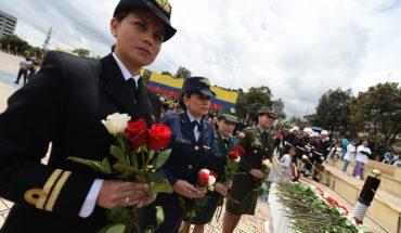Las grandes democracias del mundo tienen un día para honrar la memoria de sus combatientes caídos en ejercicio del cumpl...