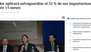 Las salvaguardias suenan mal y a pocos gusta. Pero... #Ecuador #economía #comercio ...