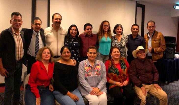 Legisladores de PT y Morena trabajan en construcción de agenda legislativa y política