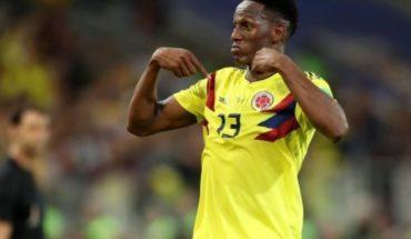 Liverpool quiere a Yerry Mina para la siguiente temporada